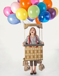 Cardboard-Hot-Air-Balloon